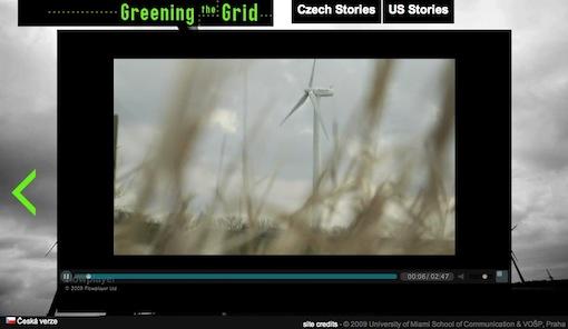 Rock Port wind power video screen shot